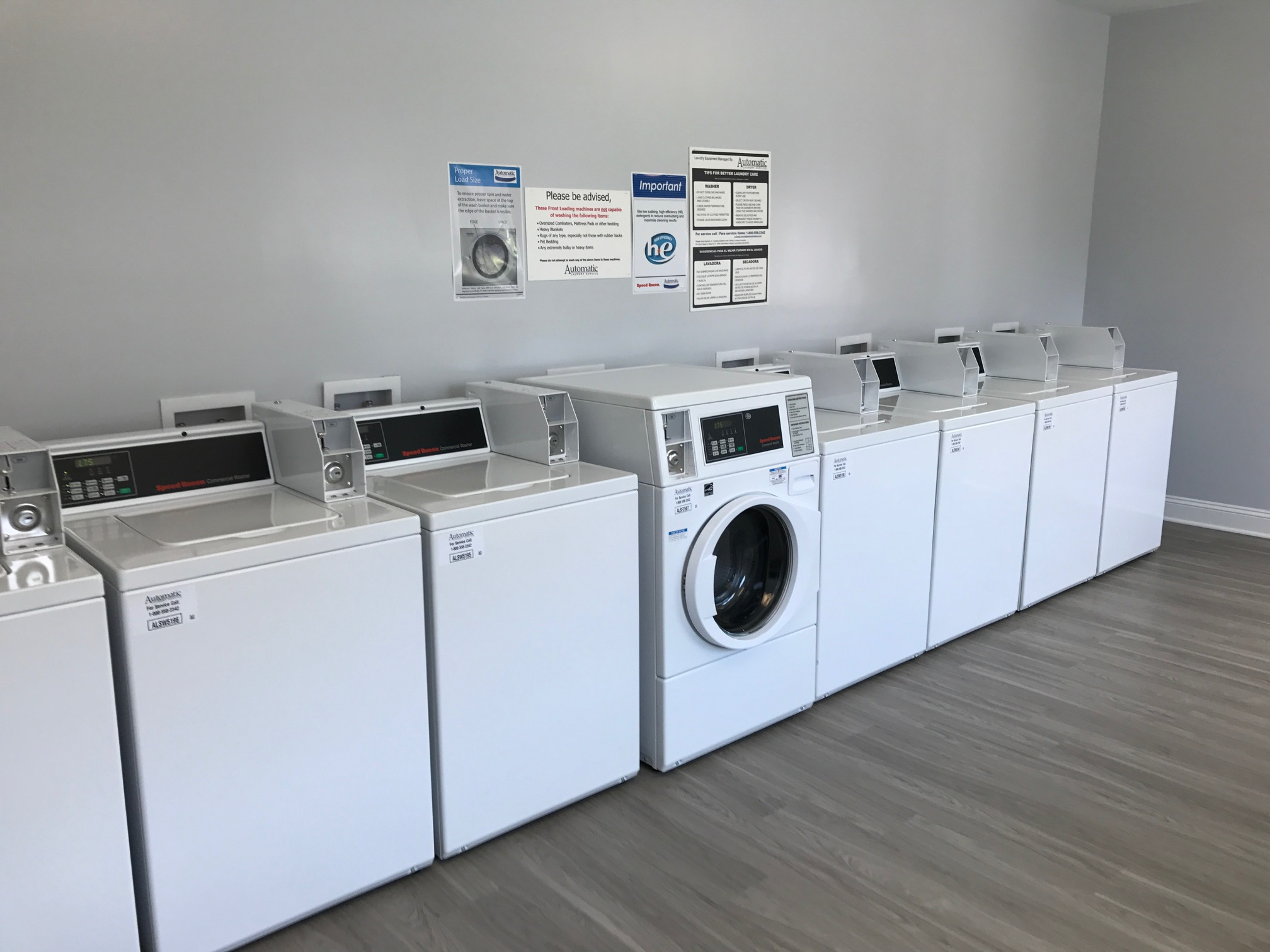 Multi Family Laundry Rooms Are The Perfect Addition To Any Apartment Building Providing Convenience Residents And Students As Well Ancillary Income