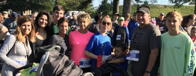 Participating in a Good Cause: The SpeakUp 5K