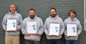 Alliance Laundry Systems University Graduates